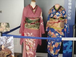 九州国立博物館 展示きものコーディネーと2007