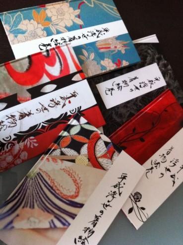 KIMONO PHOTO BOOK バリエーション